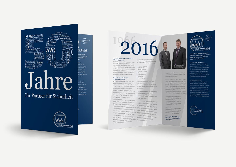 WWS Schutz und Sicherheit GmbH – 50 Jahre Ihr Partner für Sicherheit